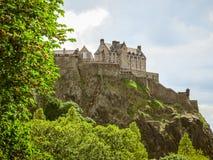Edinburgh Castle, Scotland, UK Royalty Free Stock Photography