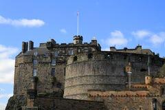 Edinburgh castle, Scotland, United Kingdom Stock Photo