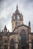 Edinburgh cathedral Royalty Free Stock Photos