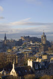 Edinburgh City Royalty Free Stock Images