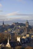Edinburgh City Royalty Free Stock Images