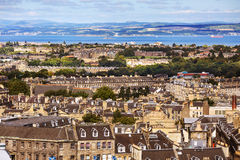 Edinburgh city, Scotland. Stock Photos