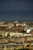 Edinburgh city view Royalty Free Stock Photography