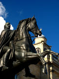 Edinburgh, Duke of Wellington 03 Royalty Free Stock Images