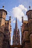 Edinburgh Festival centre Royalty Free Stock Image
