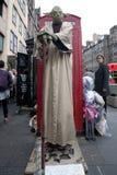 Edinburgh Festival Fringe 3–27 August 2018. Sprawling, diverse and just a little bit crazy. stock image