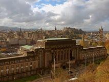 Edinburgh at a glance. Royalty Free Stock Photos