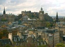 Edinburgh at a glance. Stock Photography