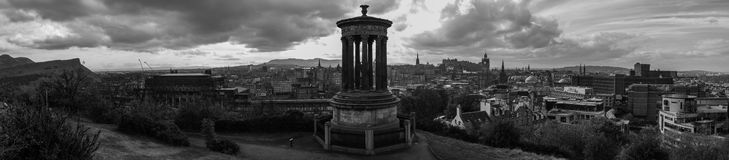 Edinburgh II Royalty Free Stock Photos