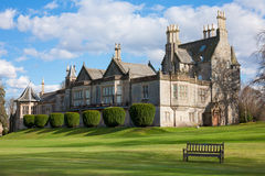 Edinburgh - Lauriston Castle Royalty Free Stock Photography