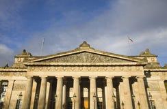 Edinburgh Museumn Immagine Stock Libera da Diritti