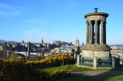 Edinburgh-Nachmittag Lizenzfreies Stockfoto