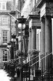 edinburgh ny town Royaltyfri Fotografi