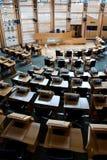 Edinburgh parliament Royalty Free Stock Photos