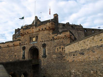Edinburgh picture Royalty Free Stock Photography