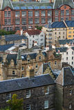 Edinburgh rooftops. Stock Images