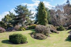 Edinburgh Royal Botanical Garden Stock Image