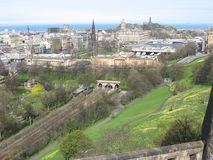 Edinburgh Royalty Free Stock Photo