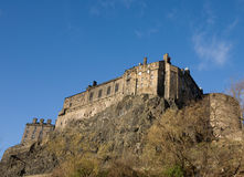 Edinburgh-Schloss Stockfoto