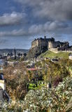 Edinburgh-Schloss, Schottland Stockfoto