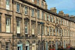 Edinburgh in Schotland stock foto's