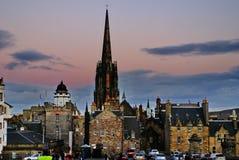 Edinburgh, Schotland Stock Afbeeldingen