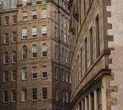 Edinburgh, Schotland, het UK - muren royalty-vrije stock afbeelding