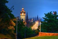 Edinburgh Schottland Lizenzfreie Stockfotos