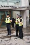 """EDINBURGH, SCHOTTLAND, BRITISCHES †""""am 18. September 2014 - Unabhängigkeits-Referendumtag Stockfoto"""