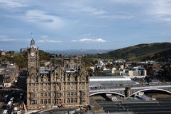 Edinburgh Scotland Royalty Free Stock Photos