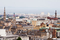 edinburgh scotland Royaltyfri Bild