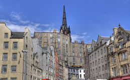 Edinburgh, Scotland Royalty Free Stock Photography