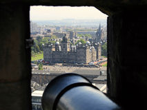 edinburgh scotland arkivfoton