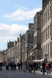 Edinburgh , Scotland Royalty Free Stock Image