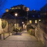 Edinburgh in Scotland Royalty Free Stock Photography