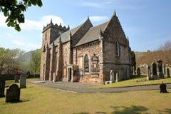 EDINBURGH, SCOTLAND: Duddingston Kirk Stock Images