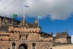 Edinburgh Scotland Stock Image
