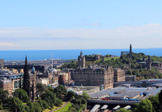 Edinburgh, Scotland Stock Photography
