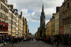 Edinburgh scotland Stock Photos
