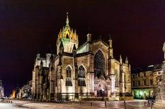 Edinburgh, Scotland, UK-circa July 2016:View of the city, several monuments and the Castle. Edinburgh, Scotland Stock Image