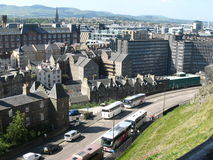 Edinburgh, scotland Royalty Free Stock Images