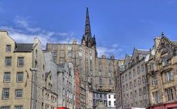 Edinburgh Skottland Royaltyfri Fotografi