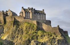 Edinburgh slott Royaltyfri Foto