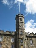 Edinburgh slott Arkivbilder