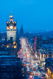 Edinburgh, UK Royalty Free Stock Photos