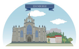 Edinburgh Royalty Free Stock Images