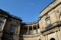 Edinburgh university Stock Photos