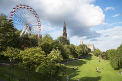 Edinburgh Royalty Free Stock Image