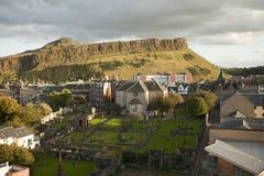 Edinburgh Viewpoint Stock Photo