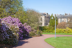 Edingurgh Royal Botanical Garden Royalty Free Stock Images